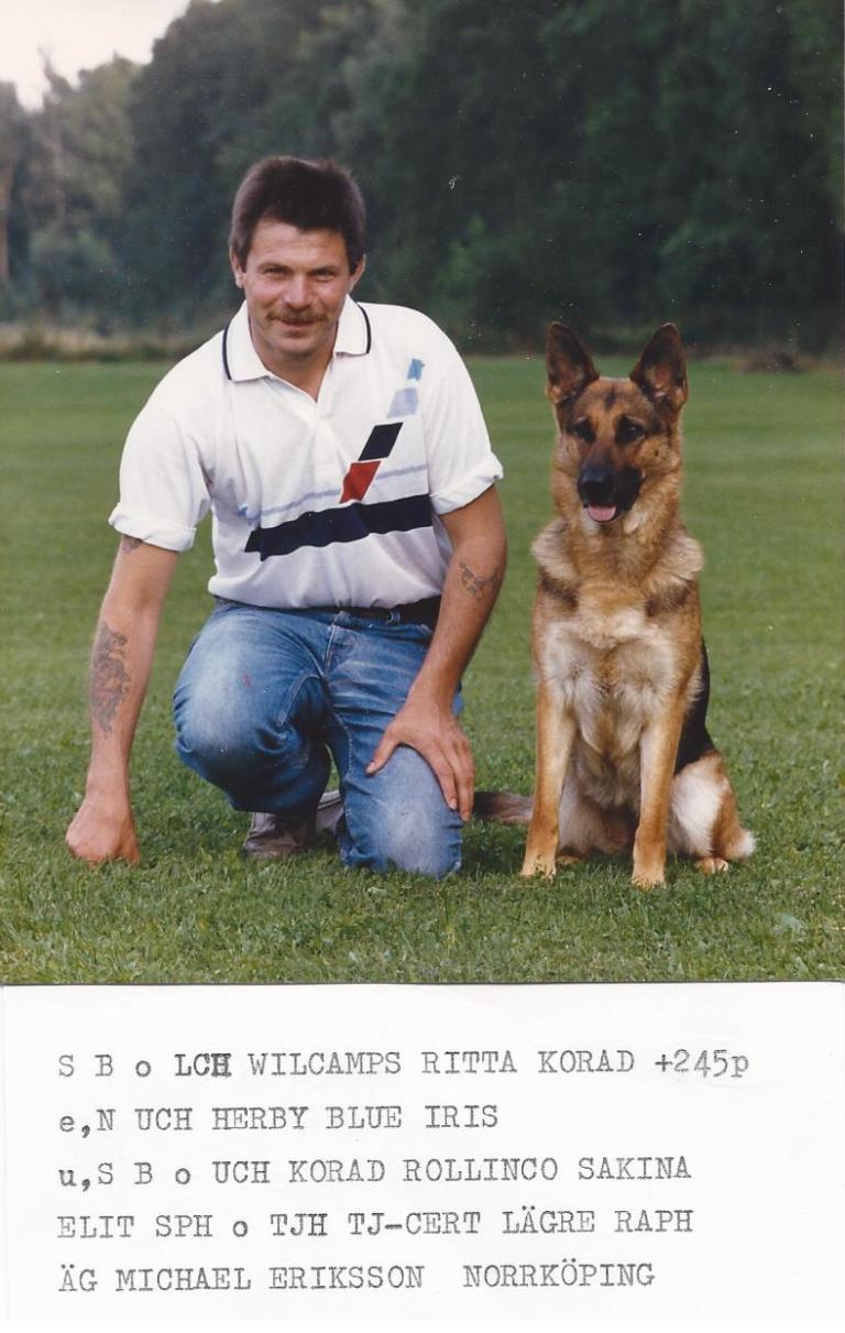 Wilcamp's Ritta